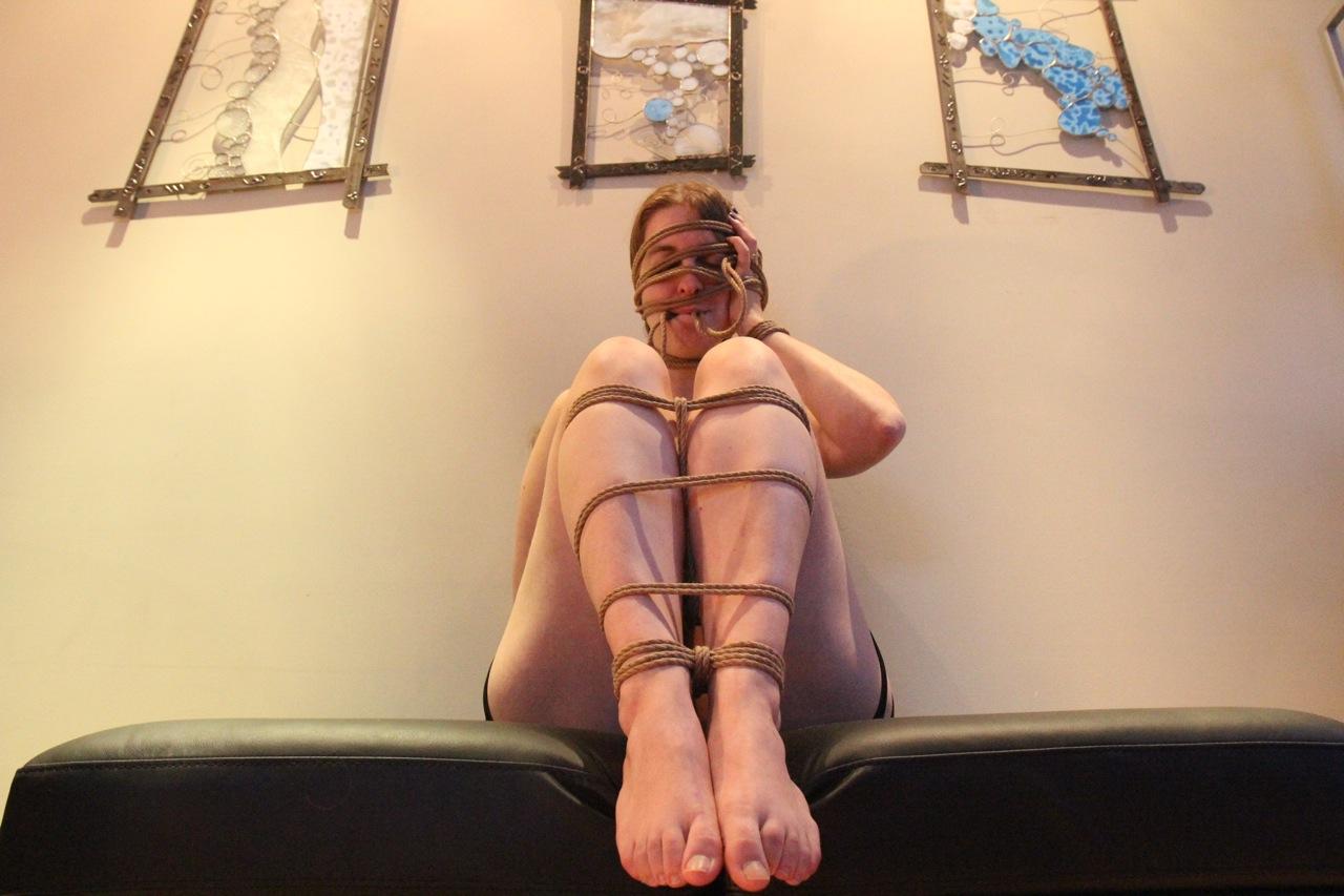 Self Bondage Challenge